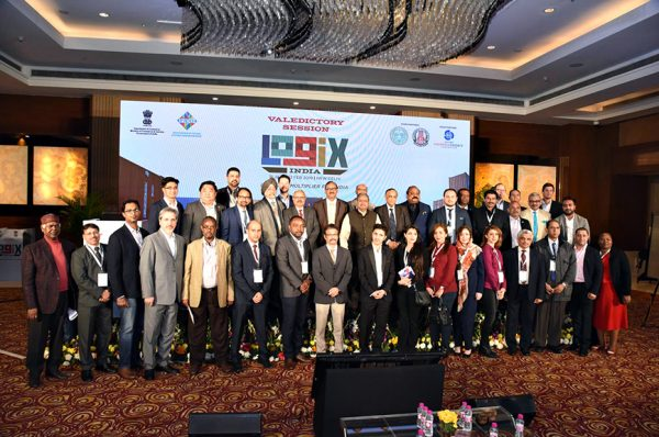 Participants in Workshop on Building Linkages between India & the Middle East