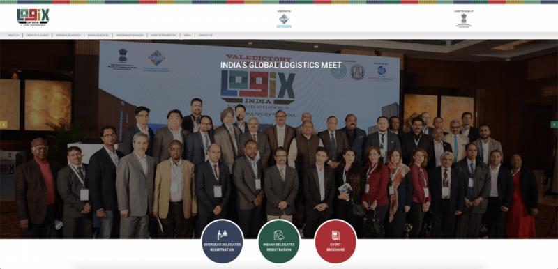 Logix India Website (www.logix-india.com)